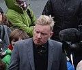 Ian Haslam Je Suis Charlie, Liverpool 11 Jan 2015.jpg