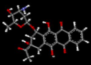 Idarubicin ball-and-stick.png