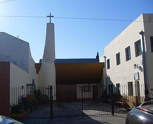 Florida Oeste, Buenos Aires - Santa María Magdalena church.