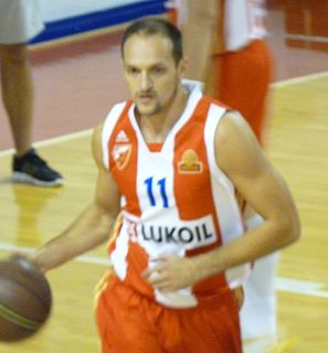 Igor Rakočević Serbian basketball player