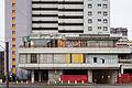 Ihme-Zentrum apartement complex Spinnereistrasse 1 building facade Linden-Mitte Hannover Germany.jpg
