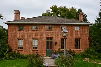 National Register of Historic Places listings in Carroll County, Illinois - Image: Image Frank's House