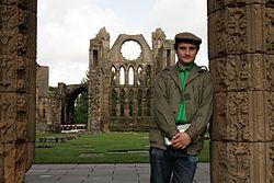 Image of José Miguel Vilar-Bou in Scotland.JPG