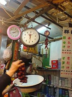 Hong Kong units of measurement