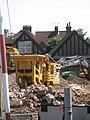 Impressive machine at site opposite Petersfield Station - geograph.org.uk - 835717.jpg