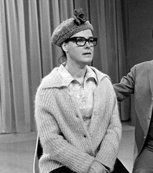Ina van Faassen - Ina van Faasen in 1969