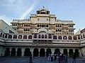 Inde Rajasthan Jaipur City Palace Pitam Niwas Chowk - panoramio.jpg