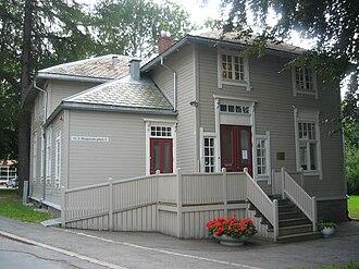 Gløshaugen - Image: Infohuset NTNU