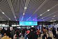 Information board in the entrance of Ningbo Railway Station.jpg