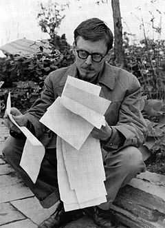 Ingemar Leckius omkring 1960