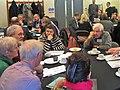 Integrated public transport inquiry world cafe, Swansea - Digwyddiad caffi byd, ymchwiliad i drafnidiaeth gyhoeddus integredig, Abertawe (8190085769).jpg