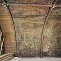 Interieur koor, gewelfschilderingen, overzicht vak 8 en gedeelte van vak 6, na restauratie - Warmenhuizen - 20356270 - RCE.jpg
