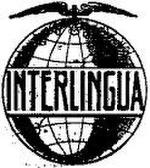 Latino sine flexione - Image: Interlingua sign 1911