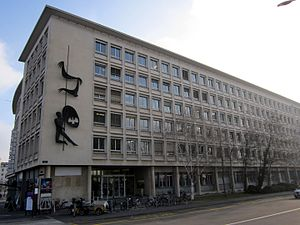 International Electrotechnical Commission - International Electrotechnical Commission - Central Office - Geneva