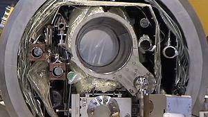 Cryomodule - Image: International Linear Collider main linac cryomodule cross section