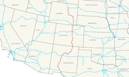 Interstate 25 wikipedia interstate highway 25 publicscrutiny Image collections