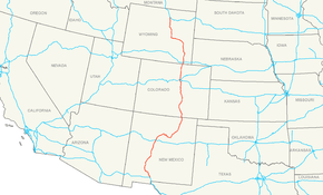 Interstate 25 map.png