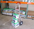 Interstate Batteries B&P Liberator battery hand truck pic2.jpg