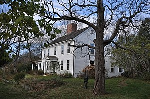 Smith House (Ipswich, Massachusetts) - Image: Ipswich MA Smith House