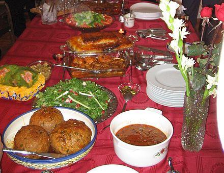 cuisine iranienne - wikiwand