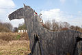 Iron Horse sculpture at Albion Junction 90.jpg