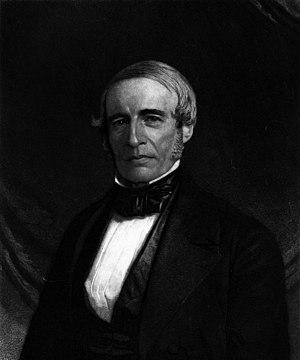 Isaac Hays - Isaac Hays, circa 1850