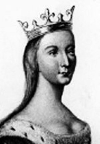 Isabella of Valois - Image: Isabelle Valois