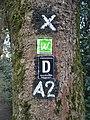 Iserlohn-Stadtwald-Wanderwegzeichen-1-Asio.JPG