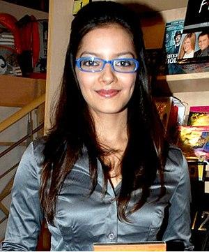 Ishita Sharma - Sharma in 2012