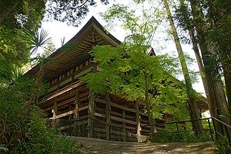 Ishiyama-dera - Hondō (Main Hall)