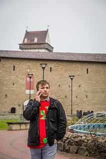 Ivo Posti Estonian opera singer