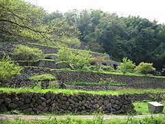 Iwami Ginzan Silver Mine, Shimizudani Refinery Ruins 001.JPG