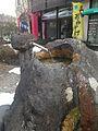 Iwasaku Reisui Spring near Nikkobashi Bridge.jpg