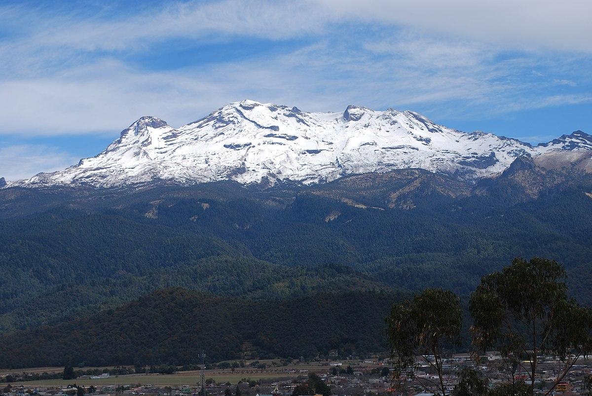 Ascending Mount Iztaccihuatl - Wizard of Odds
