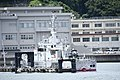 JCG Ashitaka(PS-07) left rear view at Port of Yokosuka July 26, 2019.jpg