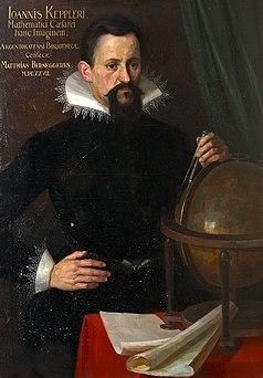 Johannes Kepler Mathematician, astronomer and astrologer