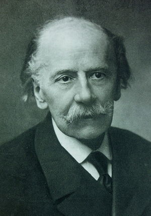 Méditation (Thaïs) - Jules Massenet photographed by Nadar.