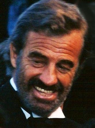 Jean-Paul Belmondo - Image: JP Belmondo Cannes 1988