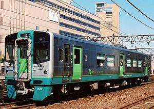 JR Shikoku 1500 series - Image: JR shikoku 1500 series 1567 at takamatsu