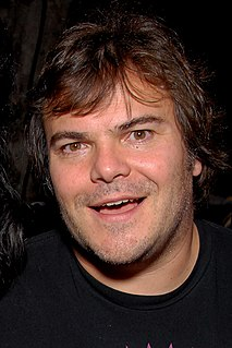 Jack Black American actor and musician