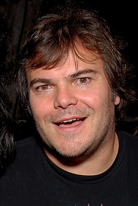 Retrach de Jack Black