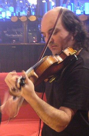 Jacky Molard - Molard in 2010