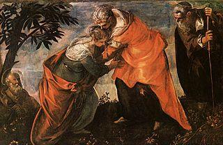 Visitation (Tintoretto) - Domingo com Limonada
