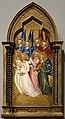 Jacopo di cione e bottega, cimasa dell'altare di san pier maggiore, 1370-71, 04 angeli.jpg