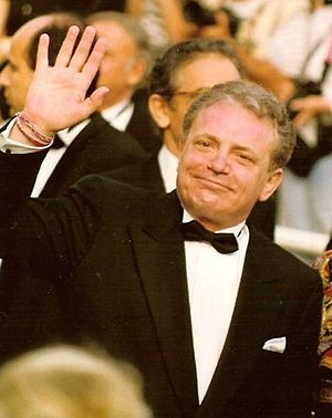 Jacques Martin (TV host) - Jacques Martin at the 1992 Cannes Film Festival