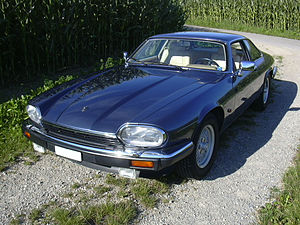 Connolly Leather - The Jaguar XJ-S was a typical recipient of a Connolly Leather interior