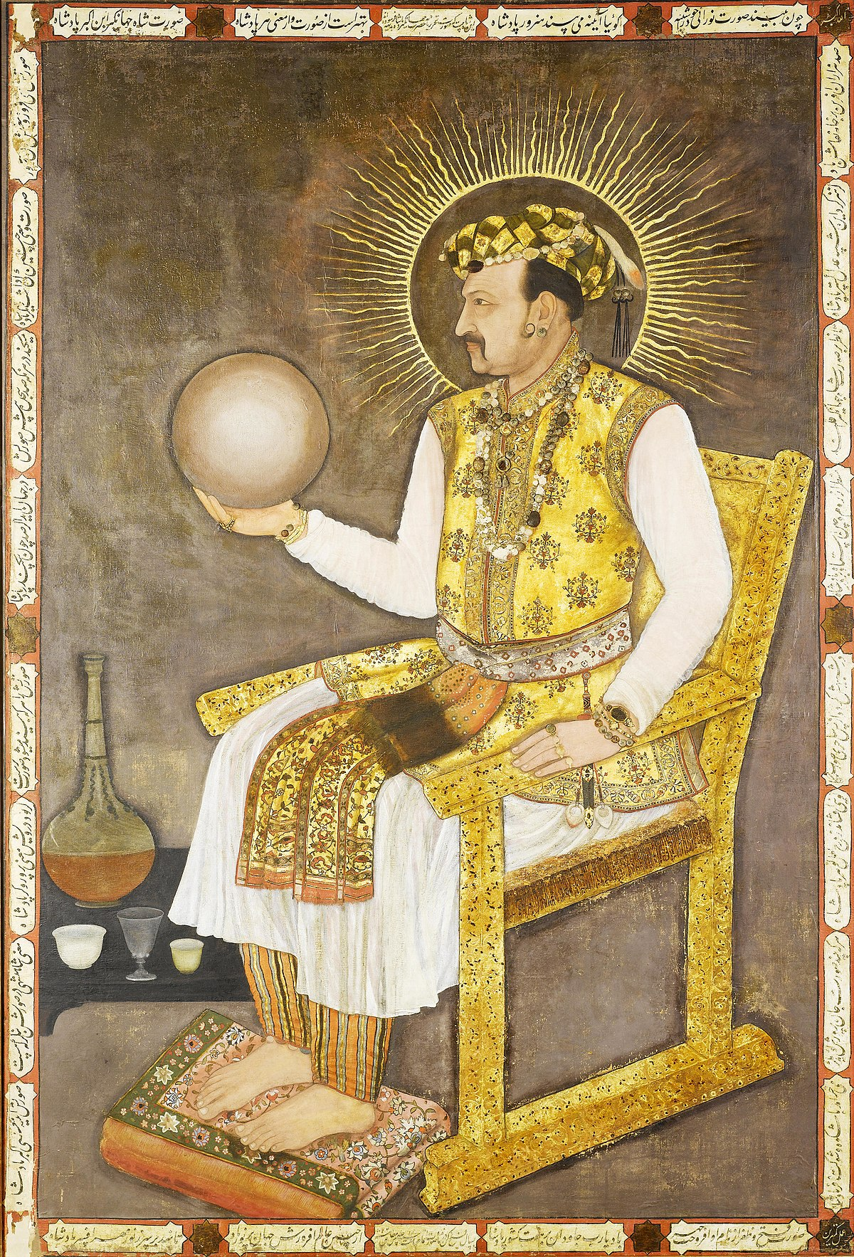 M/Jodhaa-Bollywood-Indian-Cinema-Blu-ray/dp/B003VL2SQ4/ Pictures of king akbar