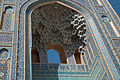 Jame'h Mosque, (Friday Mosque) Portal, Yazd, Iran (14473889644).jpg