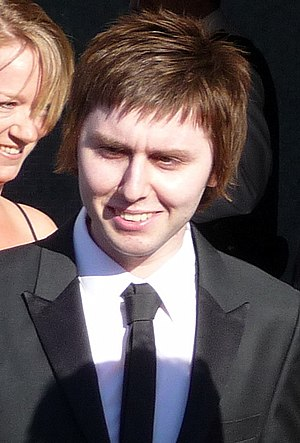 James Buckley (actor) - Buckley at the British Academy Television Awards 2009
