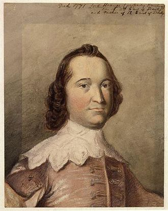 James Smith-Stanley, Lord Strange - Lord Strange, c. 1749.